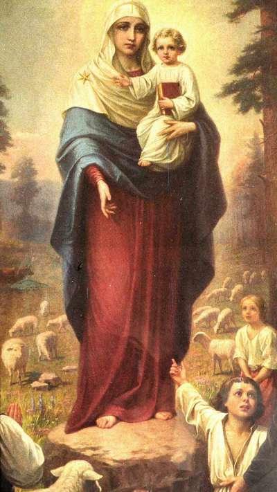Nuestra Señora de Siluva Siluva Lituania 298