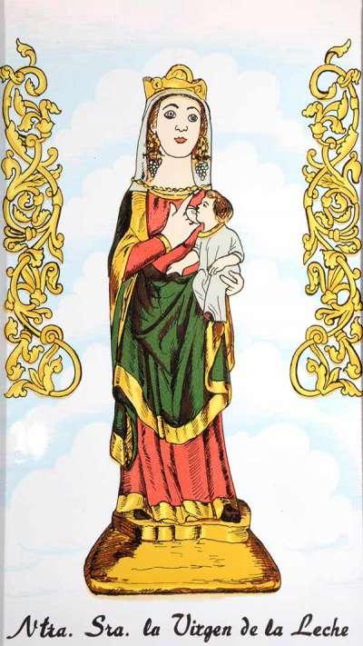 Virgen de la leche Torres Torres, Valencia (Comunidad Valenciana) España