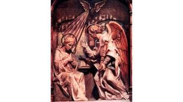 2º día de la Novena a la Inmaculada: la Anunciación