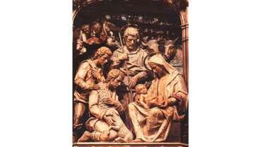4º día de la Novena a la Inmaculada - el nacimiento de Jesús