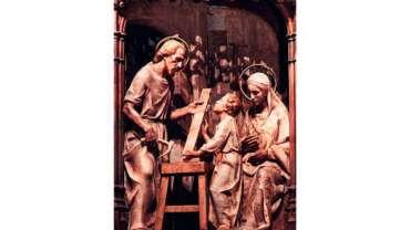 6º día de la Novena a la Inmaculada - el taller de José