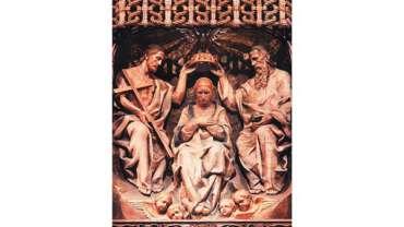 8º día de la Novena a la Inmaculada - la coronación de la Virgen