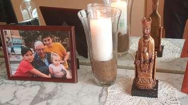 Tenía una vela siempre encendida a la Virgen de Torreciudad
