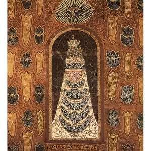 Mosaico-de-la-Virgen-de-Loreto