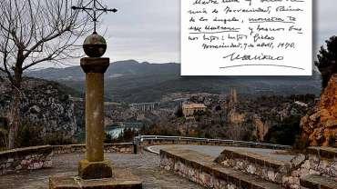 Hace 51 años san Josemaría vino a Torreciudad en romería