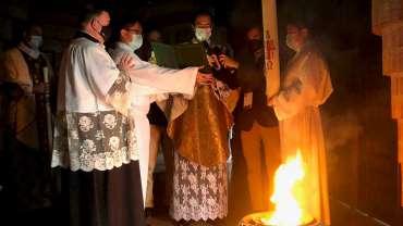 Luz y esperanza en la Vigilia Pascual