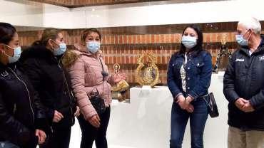 Testimonios sobre la renovación de la galería mariana de Torreciudad