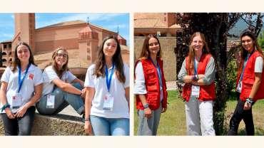 Voluntariado de verano en Torreciudad