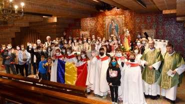 Jornada de familias de Rumanía
